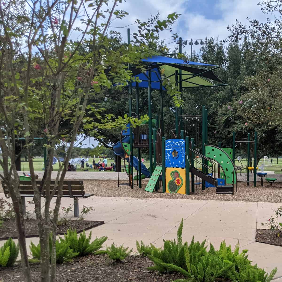 Eldridge Park in Sugar Land