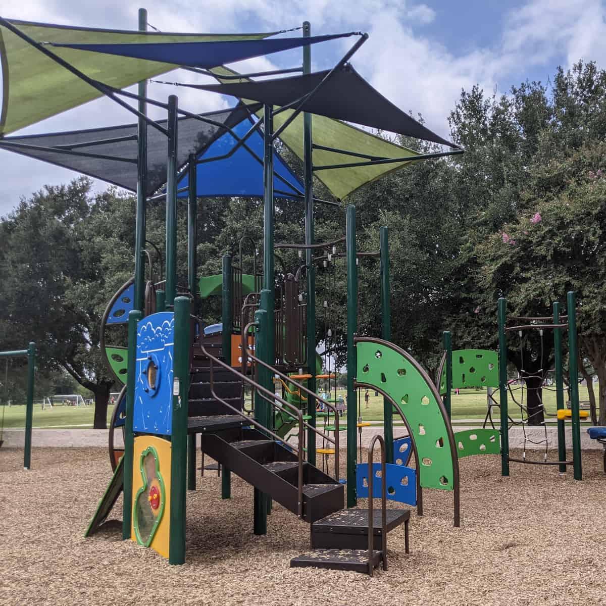 Eldridge Park Playground Sugar Land