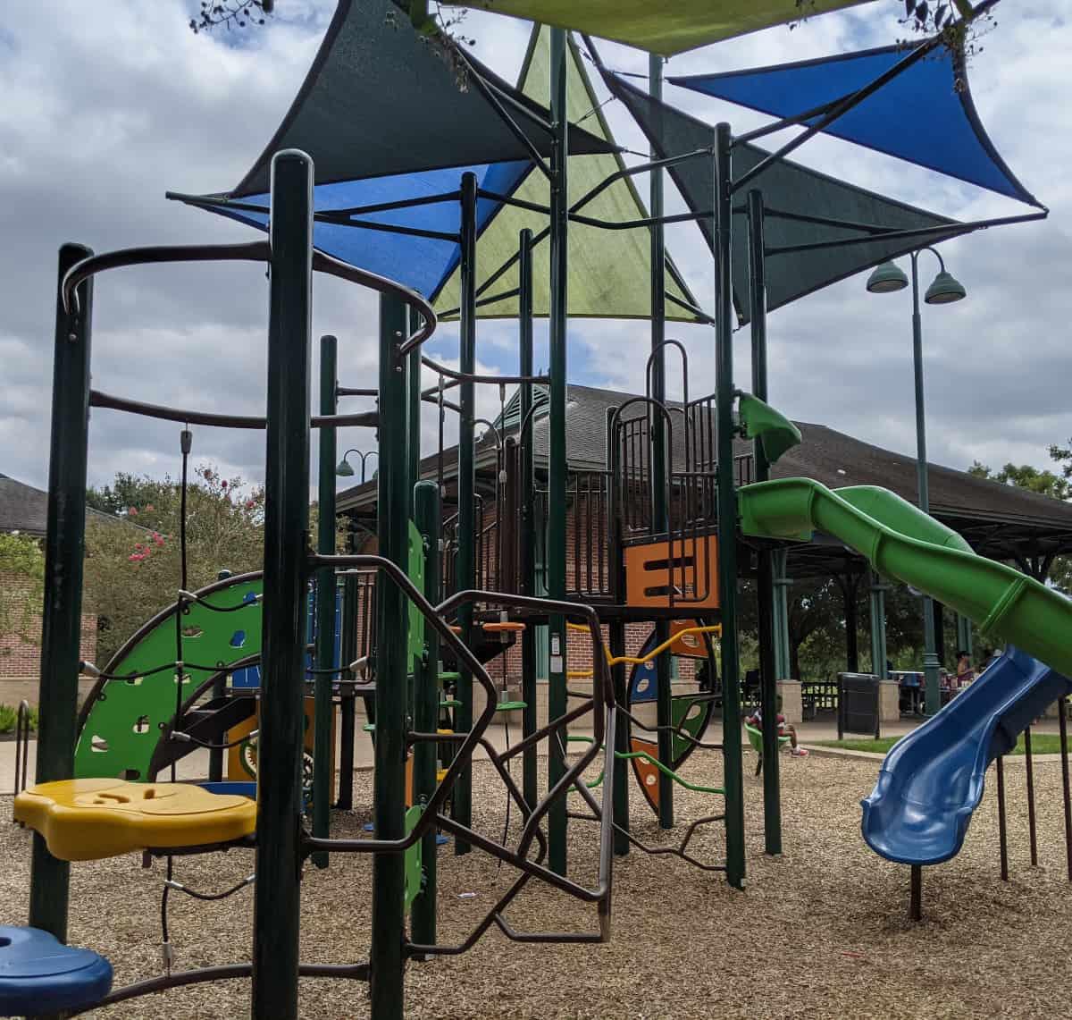 Eldridge Park Playground