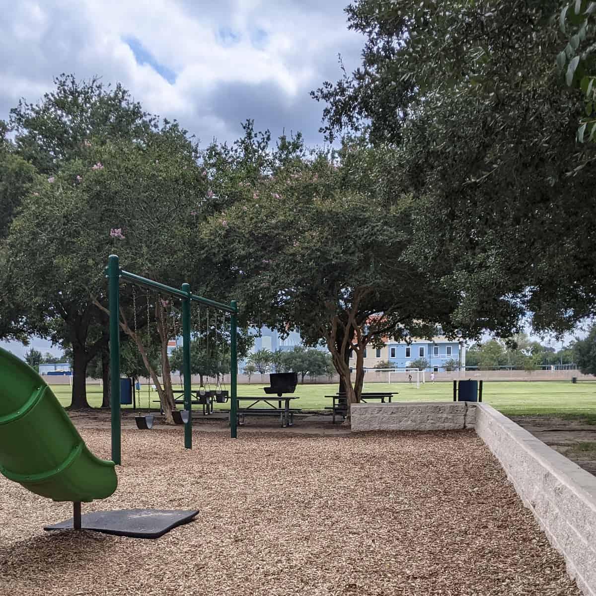 Eldridge Park Swings