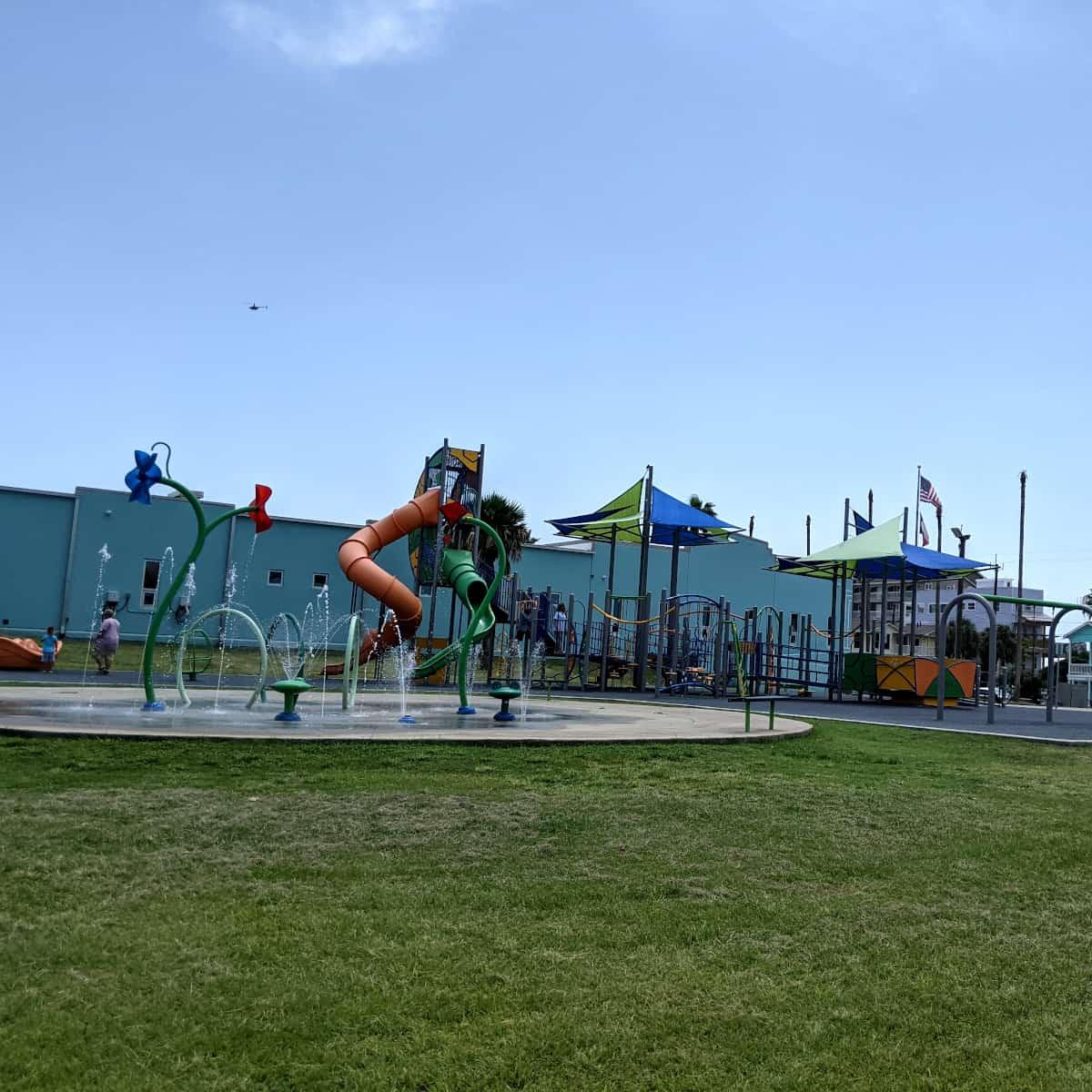 Menard Park Galveston