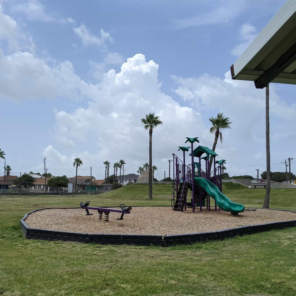 Menard Park Small Playground