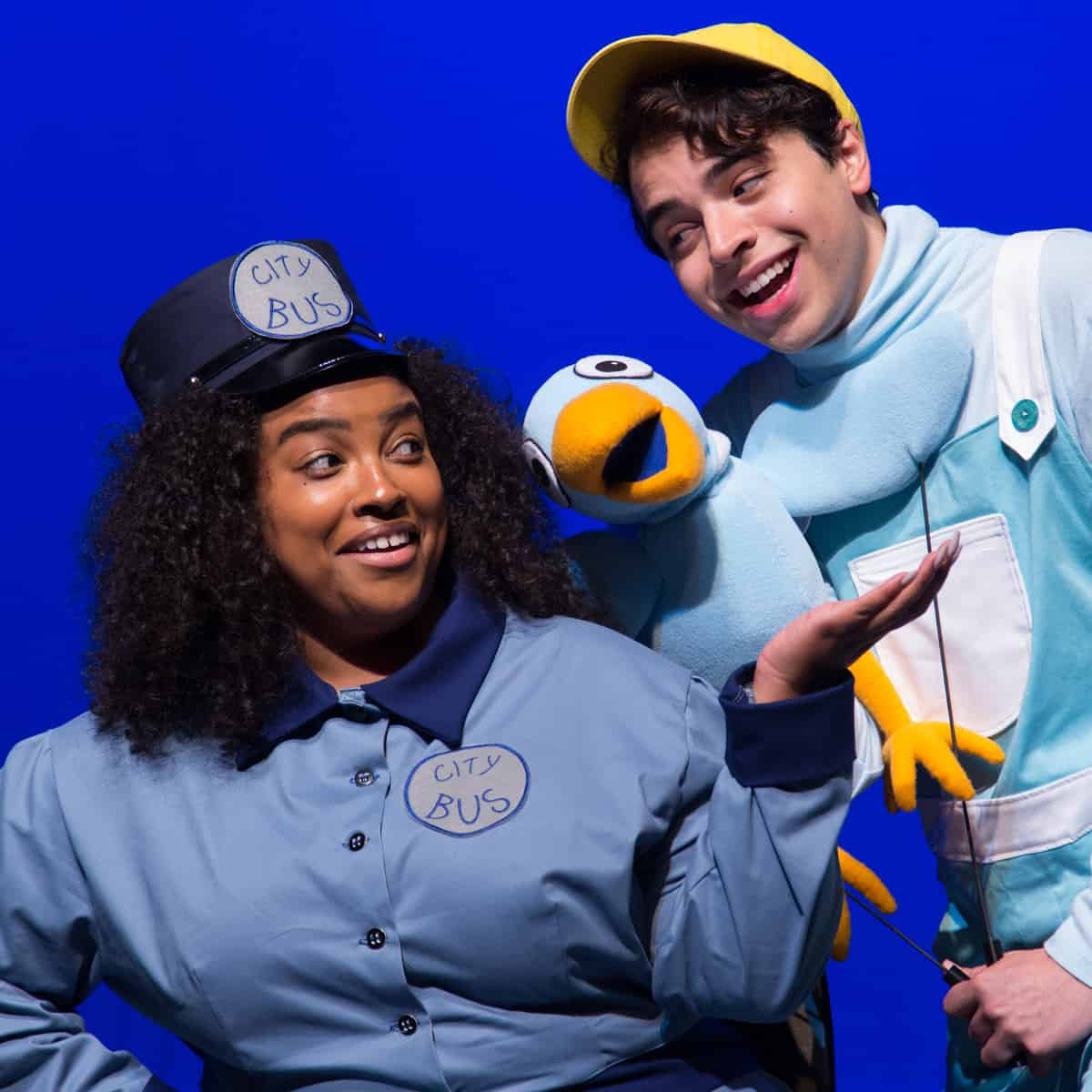 Main Street Theater Don't Let the Pigeon Drive the Bus! The Musical!